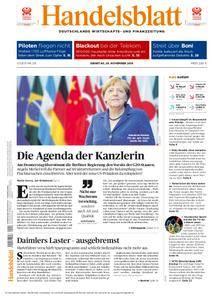 Handelsblatt - 29. November 2016