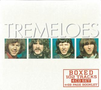 The Tremeloes - Boxed (2009) [4CD Box Set] Repost