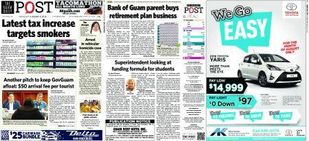 The Guam Daily Post – August 08, 2018