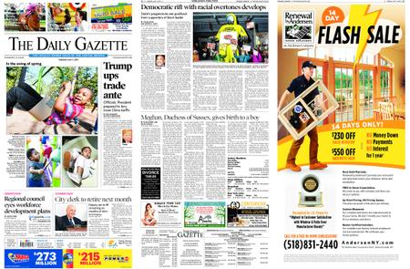 The Daily Gazette – May 07, 2019