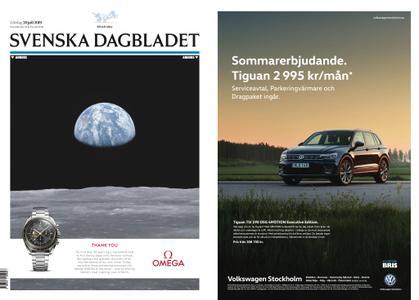 Svenska Dagbladet – 20 juli 2019
