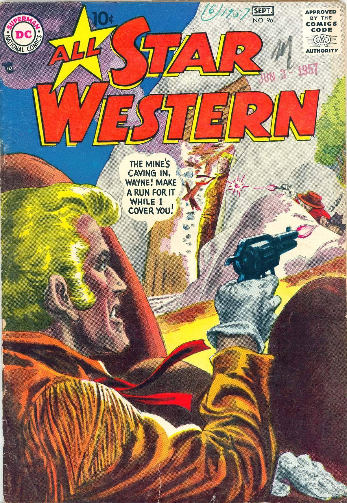 Star Western v1 096 1957