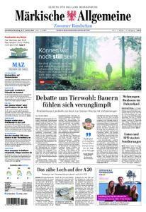 Märkische Allgemeine Zossener Rundschau - 06. Januar 2018