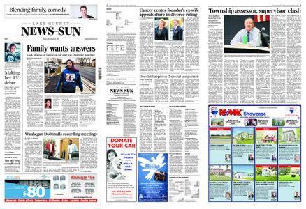 Lake County News-Sun – December 15, 2017