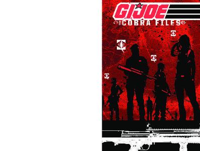 G I JOE The Cobra Files Volume 1 September 2013 RETAiL COMiC eBOOk