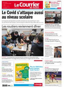 Le Courrier de l'Ouest Cholet – 11 novembre 2020