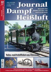 Journal Dampf & Heißluft - Nr.2 2017