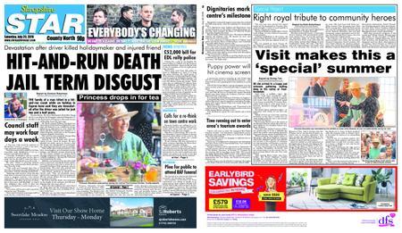 Shropshire Star North County Edition – July 20, 2019