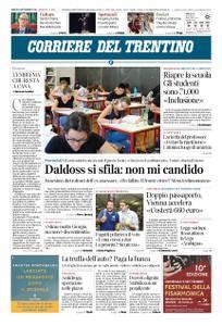 Corriere del Trentino – 08 settembre 2018