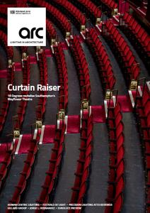 Arc Lighting in Architecture - February-March 2019