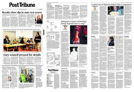 Post-Tribune – September 05, 2019
