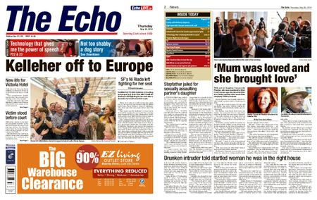 Evening Echo – May 30, 2019