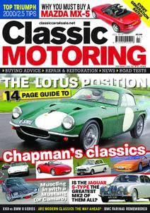 Classic Motoring – July 2018