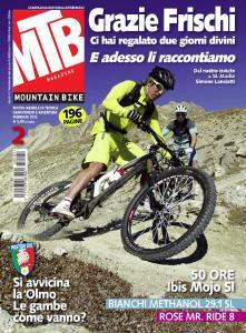 MTB Magazine - Febbraio 2012