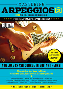 Guitar World DVD's - Mastering Arpeggios 3 with Jimmy Brown [repost]