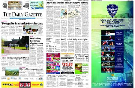 The Daily Gazette – May 11, 2018