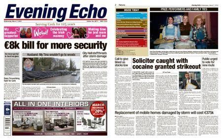 Evening Echo – March 07, 2018