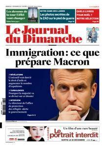 Le Journal du Dimanche - 17 décembre 2017