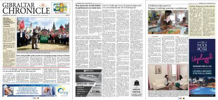 Gibraltar Chronicle – 18 July 2018