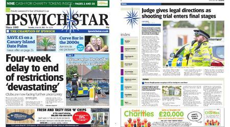 Ipswich Star – June 15, 2021