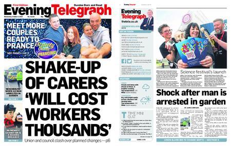 Evening Telegraph First Edition – October 03, 2018