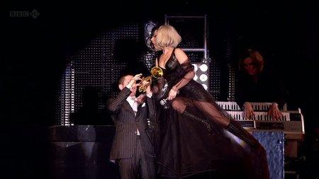 Lady Gaga - concert in Carlisle, Cumbria