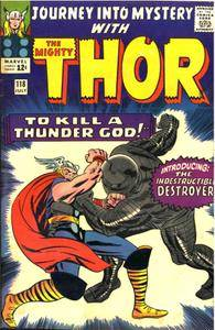 Thor 1965-07 Journey Into Mystery 118