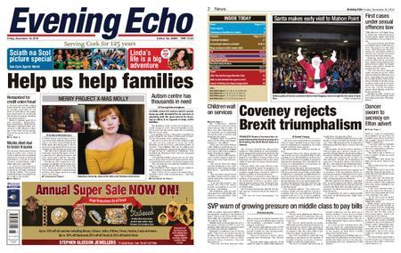 Evening Echo – November 16, 2018