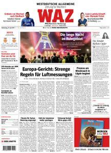 WAZ Westdeutsche Allgemeine Zeitung Mülheim - 27. Juni 2019