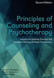 Principles of Counseling and Psychotherapy: Learning the Essential Domains and Nonlinear Thinking of Master Practitioners, 2 ed