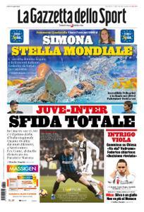 La Gazzetta dello Sport – 24 luglio 2019
