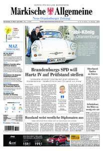 Neue Oranienburger Zeitung - 31. März 2018
