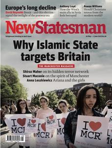New Statesman - 26 May - 1 June 2017