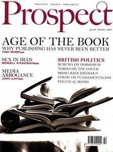 Prospect Magazine - October 2002