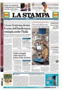 La Stampa Imperia e Sanremo - 30 Novembre 2017