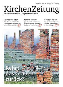 KirchenZeitung für das Bistum Aachen – 02. Februar 2020