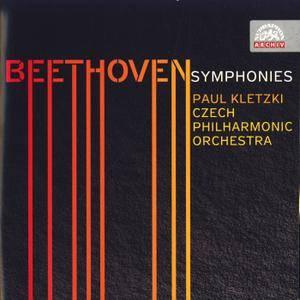 Beethoven - Symphonies (2011) (Paul Kletzki, Czech Philharmonic Orchestra) (6CD Box Set)