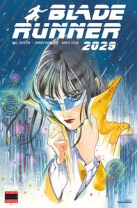 Blade Runner 2029 001 2021 5 covers digital Son of Ultron