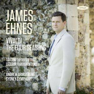 James Ehnes, Andrew Armstrong & Sydney Symphony - Vivaldi: The Four Seasons (2015) [Official Digital Download 24/96]