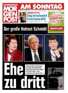 Hamburger Morgenpost – 29. September 2019