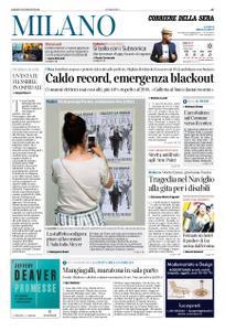 Corriere della Sera Milano – 29 giugno 2019