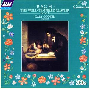 Gary Cooper - J.S. Bach: The Well-Tempered Clavier, Book I (2000)
