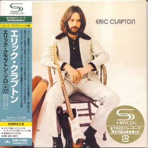 Eric Clapton - Eric Clapton [2008, Japan SHM-CD, Deluxe Edition] Re-up