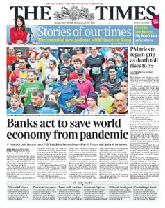 The Times - 16 March 2020
