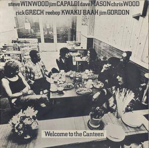 Traffic - Welcome To The Canteen (1971) ILPS 9166 - UK 2nd Pressing - LP/FLAC In 24bit/96kHz