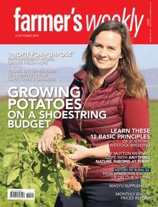 Farmer's Weekly - 04 October 2019