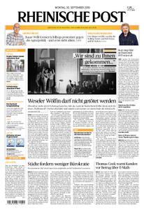 Rheinische Post – 30. September 2019