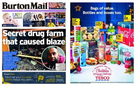 Burton Mail – December 12, 2018