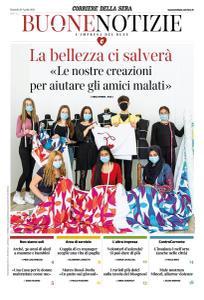 Corriere della Sera Buone Notizie - 20 Aprile 2021