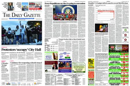 The Daily Gazette – July 14, 2020